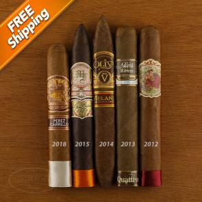 Cigar Aficionado #1 Cigars of the Year Sampler-www.cigarplace.biz-21