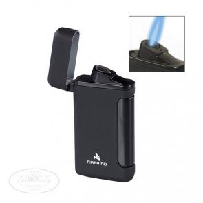 Colibri Firebird Sidewinder Single Torch Cigar Lighter Black-www.cigarplace.biz-21