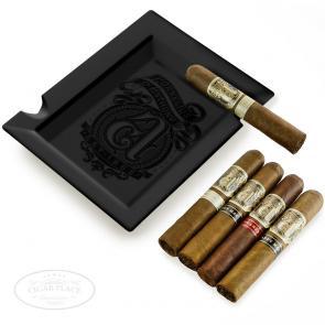 Cornelius and Anthony 5 Cigar Gift Set with Black Ashtray-www.cigarplace.biz-21