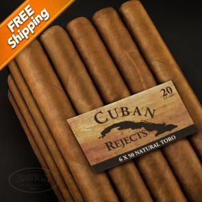 Cuban Rejects Natural Toro Bundle-www.cigarplace.biz-21