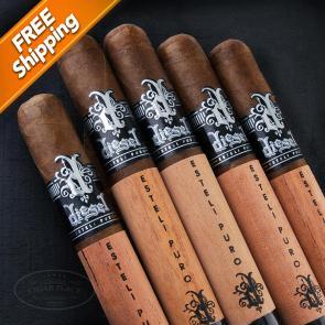 Diesel Esteli Puro Gigante Pack of 5 Cigars-www.cigarplace.biz-21
