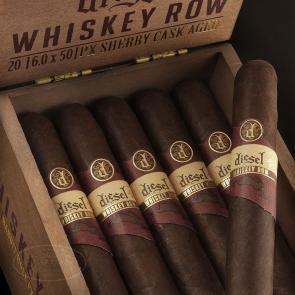 Diesel Whiskey Row Sherry Cask Robusto Cigars-www.cigarplace.biz-21