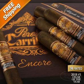 E.P. Carrillo Encore Majestic Pack of 5 Cigars 2018 #1 Cigar of the Year-www.cigarplace.biz-22