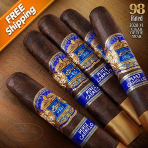 E.P. Carrillo Pledge Prequel Pack of 5 Cigars 2020 #1 Cigar of the Year-www.cigarplace.biz-21