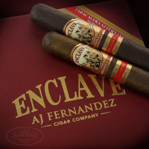 Enclave Broadleaf by AJ Fernandez Churchill Cigars 2019 #19 Cigar of the Year-www.cigarplace.biz-21