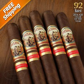 Enclave Churchill Pack of 5 Cigars 2016 #20 Cigar of the Year-www.cigarplace.biz-21