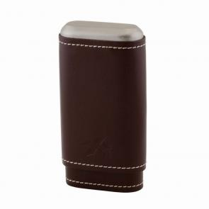 Xikar Envoy Triple Cigar Case Cognac-www.cigarplace.biz-24