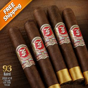Fonseca by My Father Petit Corona Pack of 5 Cigars 2020 #18 Cigar of the Year-www.cigarplace.biz-22