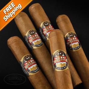 GR Specials Black Label Robusto Pack of 5 Cigars-www.cigarplace.biz-21