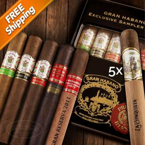 Gran Habano Exclusive Cigar Sampler-www.cigarplace.biz-21