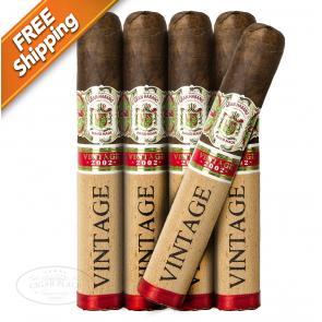 Gran Habano Vintage 2002 Robusto Pack of 5 Cigars-www.cigarplace.biz-21