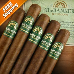 H. Upmann The Banker Annuity Pack of 5 Cigars-www.cigarplace.biz-21