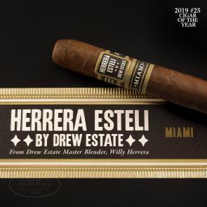 Herrera Esteli Miami Toro Especial Cigars 2019 #25 Cigar of the Year-www.cigarplace.biz-21