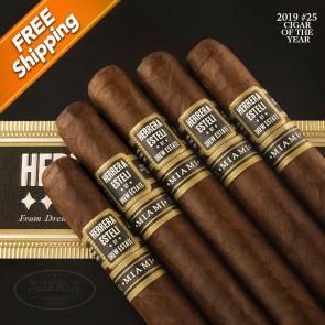 Herrera Esteli Miami Toro Especial Pack of 5 Cigars 2019 #25 Cigar of the Year-www.cigarplace.biz-21