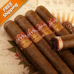 Isla Del Sol Toro Pack of 5 Cigars-www.cigarplace.biz-21