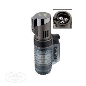 JetLine Pocket Torch Triple Flame Lighter Gray-www.cigarplace.biz-22