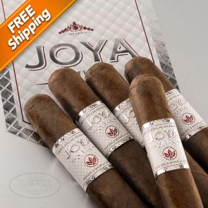 Joya Silver Corona Pack of 5 Cigars 2019 #21 Cigar of the Year-www.cigarplace.biz-22