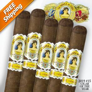 La Aroma De Cuba Mi Amor Churchill Pack of 5 Cigars 2019 #15 Cigar of the Year-www.cigarplace.biz-21