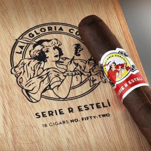 La Gloria Cubana Serie R Esteli No. Fifty-Two Cigars-www.cigarplace.biz-21