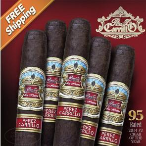 La Historia by E.P. Carrillo E-III Pack of 5 Cigars 2014 #2 Cigar of the Year-www.cigarplace.biz-22