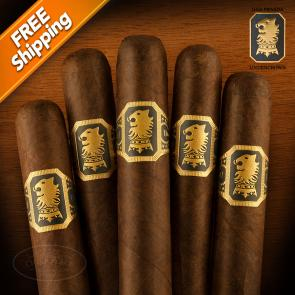 Liga Undercrown Robusto Pack of 5 Cigars-www.cigarplace.biz-22