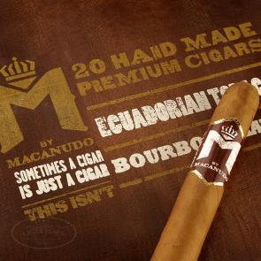 M Bourbon by Macanudo Robusto Cigars-www.cigarplace.biz-21