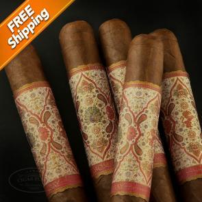 MBombay Habano Robusto Pack of 5 Cigars-www.cigarplace.biz-21