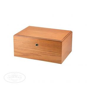 Milano 75-100 Cigar Humidor Oak (Scratch and Dent)-www.cigarplace.biz-21