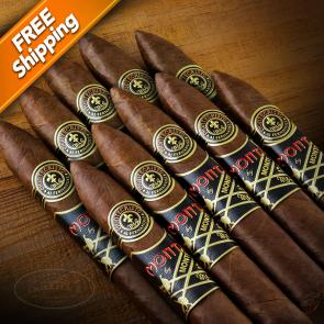 Monte by Montecristo AJ Fernandez Belicoso Bundle of 10 Cigars-www.cigarplace.biz-21