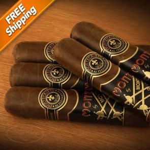 Monte by Montecristo AJ Fernandez Robusto Pack of 5 Cigars-www.cigarplace.biz-21