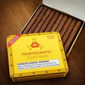 Montecristo Classic Mini Tin of 20 Cigars-www.cigarplace.biz-21