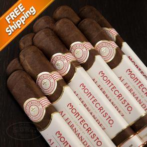 Montecristo Crafted by AJ Fernandez Gordo Bundle of 10 Cigars-www.cigarplace.biz-21
