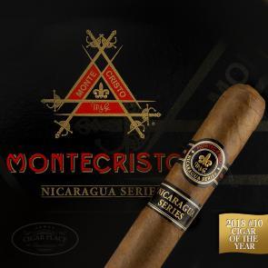 Montecristo Nicaragua Series Robusto 2018 #10 Cigar of the Year-www.cigarplace.biz-22