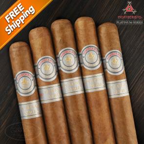 Montecristo Platinum Toro Pack of 5 Cigars-www.cigarplace.biz-23