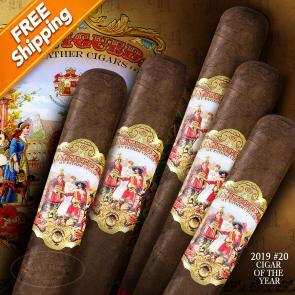 My Father La Antiguedad Toro Gordo Pack of 5 Cigars 2019 #20 Cigar of the Year-www.cigarplace.biz-22
