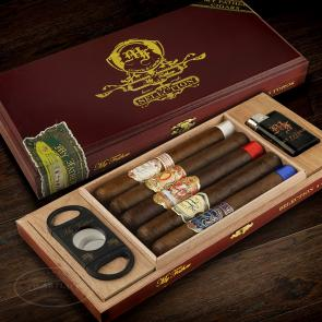 My Father Selection Toro 5 Cigar Sampler with Lighter and Cutter-www.cigarplace.biz-21