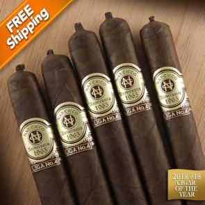 Nat Cicco Aniversario 1965 Liga No. 4 Churchill Pack of 5 Cigars 2018 #18 Cigar of the Year-www.cigarplace.biz-21