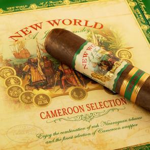 New World Cameroon Toro Cigars-www.cigarplace.biz-21