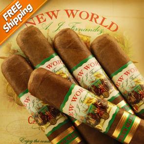 New World Cameroon Toro Pack of 5 Cigars-www.cigarplace.biz-21