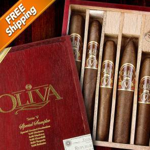 Oliva Serie V 5 Cigar Sampler-www.cigarplace.biz-27