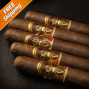 Oliva Serie V Double Robusto Pack of 5 Cigars 2011 #12 Cigar of the Year-www.cigarplace.biz-21