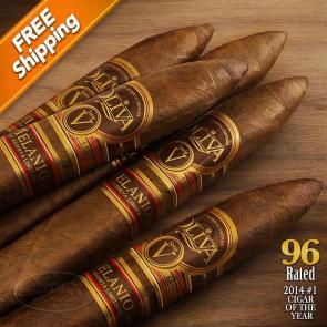 Oliva Serie V Melanio Figurado Pack of 5 Cigars 2014 #1 Cigar of the Year-www.cigarplace.biz-23