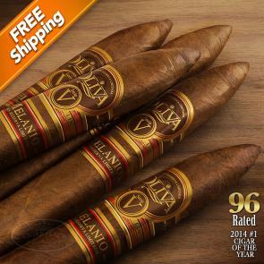 Oliva Serie V Melanio Figurado Pack of 5 Cigars 2014 #1 Cigar of the Year-www.cigarplace.biz-22