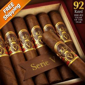 Oliva Serie V Double Robusto Cigars 2008 #12 Cigar of the Year-www.cigarplace.biz-21