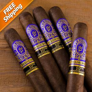 Perdomo Reserve 10th Anniversary Maduro Epicure Pack of 5 Cigars-www.cigarplace.biz-21