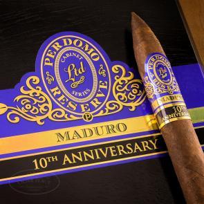 Perdomo Reserve 10th Anniversary Maduro Torpedo Cigars-www.cigarplace.biz-21