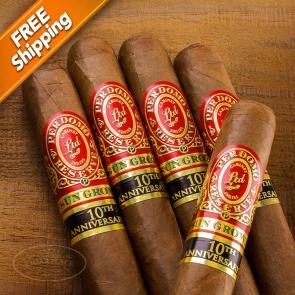 Perdomo Reserve 10th Anniversary Sun Grown Super Toro Pack of 5 Cigars-www.cigarplace.biz-21