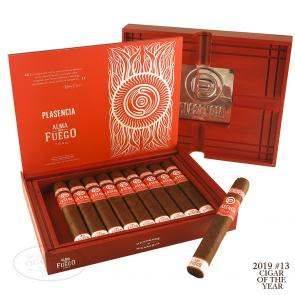 Plasencia Alma del Fuego Concepcion Cigars 2019 #13 Cigar of the Year-www.cigarplace.biz-21