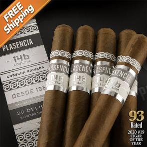 Plasencia Cosecha 146 La Vega Pack of 5 Cigars 2020 #19 Cigar of the Year-www.cigarplace.biz-21