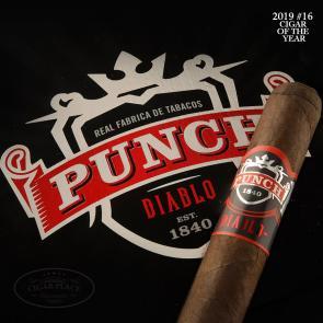 Punch Diablo Scamp Cigars 2019 #16 Cigar of the Year-www.cigarplace.biz-21